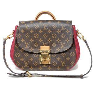 100% Auth Louis Vuitton Eden MM Shoulder Bag